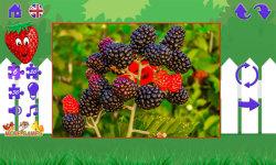 Puzzles for kids berries screenshot 3/6
