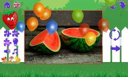 Puzzles for kids berries screenshot 6/6