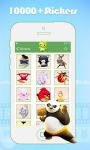 Cute Emoticons Sticker 2016 screenshot 3/4