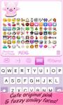Cute Emoticons Sticker 2016 screenshot 4/4