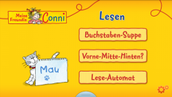 Conni Mathe-Spiele 1 Klasse personal screenshot 2/6
