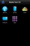 Mobile Tech 101 screenshot 1/3