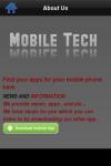 Mobile Tech 101 screenshot 2/3