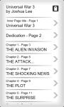 Ebook - Universal War 3 screenshot 3/4