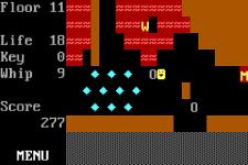 ASCII Adventure: The Caves of Isna Lite screenshot 3/5