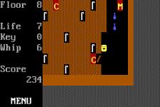 ASCII Adventure: The Caves of Isna Lite screenshot 4/5