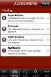 AUDIOPRESS - AudioPress, Inc. screenshot 1/1