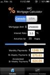 iMC - Mortgage Calculator screenshot 1/1