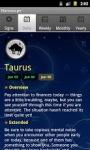 Horoscope Lite  screenshot 2/2