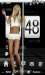 Pole Dance Girl Live Wallpaper screenshot 3/3