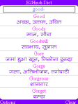 Interactive English to Hindi Dictionary screenshot 1/1