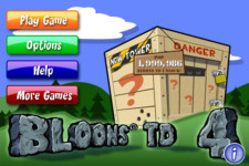 Bloons TD 4 screenshot 2/3