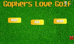 Gophers Love Golf screenshot 1/4