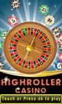 High roller Casino 4D – Free screenshot 1/6