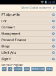 FT Reader screenshot 4/4