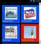 Gospel Radio Stations Christian Music Radio screenshot 1/3