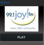 Gospel Radio Stations Christian Music Radio screenshot 3/3