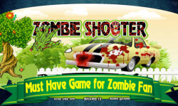Zombie Shooter HD - Protect Plant and Forest New screenshot 2/6