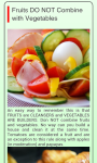 Food Combining Rules screenshot 2/4