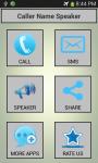 Caller Name Speaker screenshot 1/4
