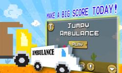 Jumpy Ambulance Racing Driving screenshot 3/3