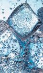 Ice Cubes Live Wallpaper screenshot 1/3