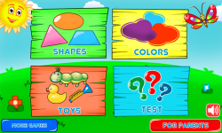 Colors and Shapes for Toddlers screenshot 1/4