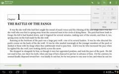 Aldiko Book Reader Premium select screenshot 4/6