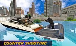 Police Boat Chase 2016 screenshot 2/4