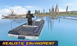 Police Boat Chase 2016 screenshot 3/4