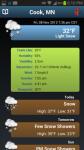 NOAA Snow Forecast veritable screenshot 5/6