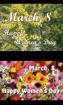 Women s Day - March 8 screenshot 3/6
