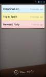 Max Notes Free screenshot 1/4