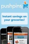Pushpins - Instant Grocery Savings screenshot 1/1