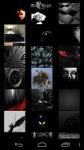Black Wallpapers by Nisavac Wallpapers screenshot 1/5