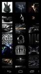 Black Wallpapers by Nisavac Wallpapers screenshot 2/5