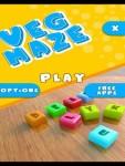 Veg Maze Free screenshot 2/6