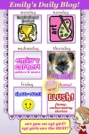 Emily's Girl World - MASH, Journal, Stickers & More screenshot 1/1