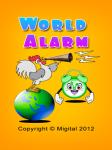 World Alarm Lite screenshot 1/6