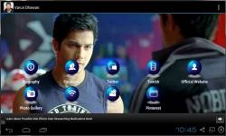 Varun Dhawan Fan App screenshot 1/3