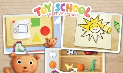 Toy School - Shapes And Colors screenshot 1/4