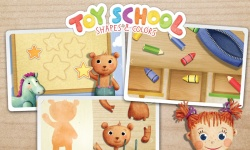 Toy School - Shapes And Colors screenshot 2/4