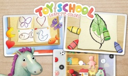 Toy School - Shapes And Colors screenshot 3/4