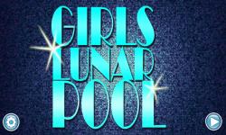 Girls Lunar Pool screenshot 1/4