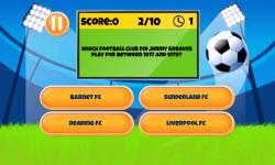 Soccer Quiz Fun screenshot 2/6