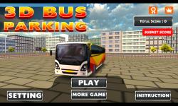 3D Bus Parking screenshot 1/4