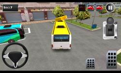 3D Bus Parking screenshot 3/4