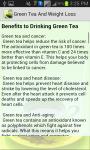 Green Tea N Weight Loss screenshot 3/4