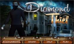 Free Hidden Object Game - Diamond Thief screenshot 1/4