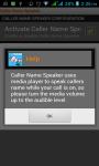 Announce Caller Name screenshot 4/4